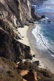 Strand för Bixby liten vikbro Arkivfoton