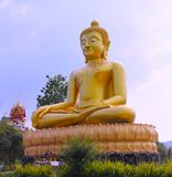 Strand för fred för soluppgång för Thailand kohkood thai Royaltyfri Foto