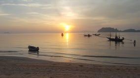Strand för hattsairee i chumporn thailand3 vid S6 Fotografering för Bildbyråer
