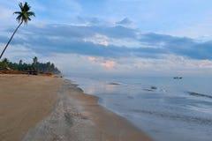 Strand för PANTAI IRAMA BACHOK av melodi arkivbild