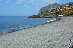 Strand för PraiaFormosa singel arkivfoto