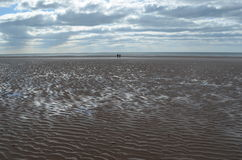 Strand för St-bistrand arkivfoto