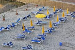 Strand Florence stock fotografie