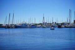 Strand Floridas St Petersburg stockfotos