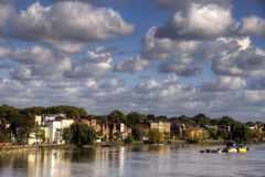 Strand-on-the-Green, Chiswick Royalty Free Stock Photography