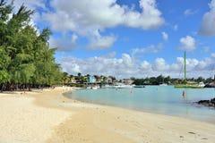 Strand-großartige Bucht Lizenzfreie Stockfotografie