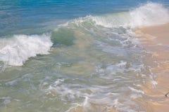 Strand am großartigen Türken Lizenzfreie Stockbilder