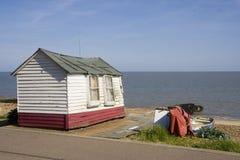 Strand-Hütte Lizenzfreies Stockbild