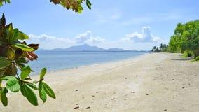Strand Haad Sivalai auf Mook-Insel lizenzfreie stockfotografie