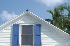 Strand-Haus Lizenzfreies Stockbild