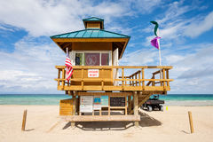 Strand het Noord- van Miami Stock Foto's