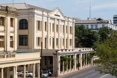 The Strand Hotel, Yangon Stock Photos