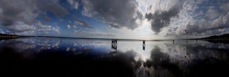 Strand i Bali Arkivfoton