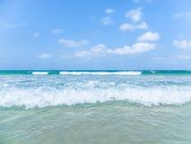 Strand i Kap Verde?ar royaltyfri bild