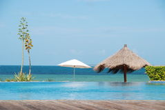 Strand i Moçambique, vilanculos Royaltyfria Foton