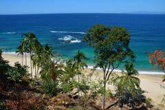 Strand i Puerto Vallarta Jalisco Mexico royaltyfria bilder