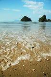 Strand-Insel Stockfotografie