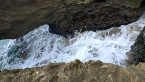 Strand Isabela Puerto Rico för Playa Jobo ` s arkivbilder
