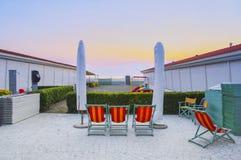 Strand, Italien Lizenzfreie Stockfotografie