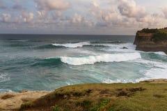 Strand in Java Royalty-vrije Stock Afbeeldingen