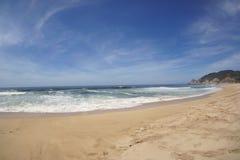 Strand Kalifornien Royaltyfria Bilder