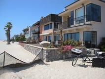 strand Kalifornien newport Fotografering för Bildbyråer