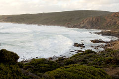 Strand Kap Naturaliste Sugarloaf lizenzfreie stockbilder