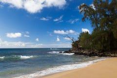 Strand in Kapalua lizenzfreies stockfoto