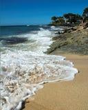 Strand in Kauai, Hawaï Stock Foto