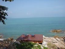 Strand Koh Samui Royaltyfria Foton