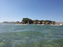 Strand Kos royaltyfri bild