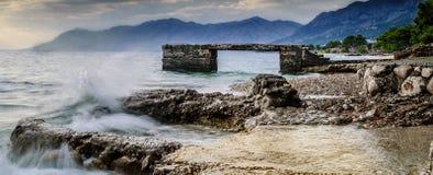 Strand Kroatien Stockfotografie
