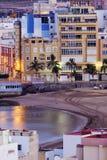 strand Las Palmas Royaltyfria Foton