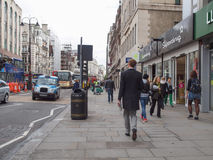 The Strand, London Royalty Free Stock Photo