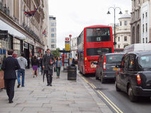 The Strand, London Stock Photo