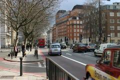 The Strand, London Royalty Free Stock Photos