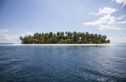 strand maldives Arkivbilder