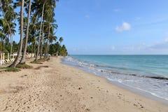 Strand in Maragogi, Alagoas - Brasilien Lizenzfreie Stockbilder