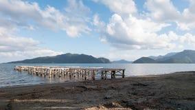 Strand in Marmaris Royalty-vrije Stock Foto