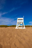 Strand Massachusetts USA för Cape Cod sillliten vik Arkivbild