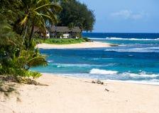 Strand, Maui, Hawaii stockfotos