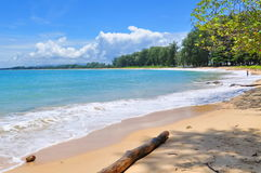 Strand NaI-Yang Stockbild