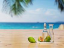 Strand-noch Leben Lizenzfreie Stockbilder