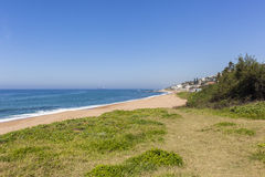 Strand Oceaankustlijn Stock Foto