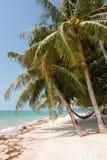 Strand op Koh Phangan Royalty-vrije Stock Fotografie