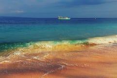 Strand på Bali Royaltyfri Bild