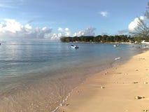 Strand på Barbados 2 Royaltyfri Bild