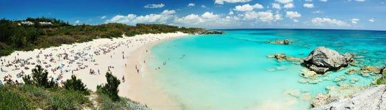 Strand på Bermuda öar Royaltyfri Fotografi