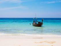 Strand på Koh Rok Royaltyfria Foton