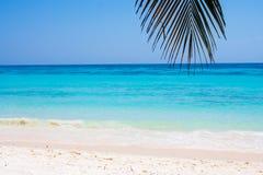 Strand på Koh Rok Arkivbild